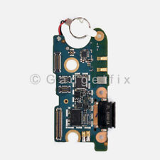 USA HTC U11 USB Charging Port Dock Connector Mic Vibrator Flex Cable Replacement