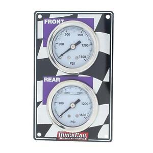 Speedway Mini Brake Pressure Gauge