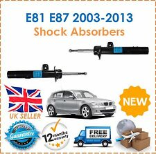 For BMW 1 Series E81 E87 2003-2013 2 Front Shock Absobers Shocks Dampers Pair