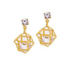 Crystal Shaker Fashion Earring Drop Dangle Earrings Wedding Engagement Jewelry