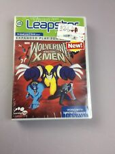 LeapFrog Leapster Learning Game   Wolverine and the X-Men  More play w/Leapster2
