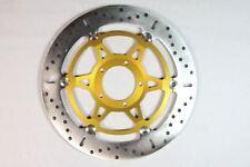 compatible avec DUCATI 848 EVO NOIR 12 EBC DROIT Disque de frein Avant