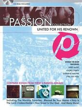 The Passion Collection - United for His Renown -Songbook Sheet Music W/CD