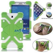 """US Green Universal Kids Safe Shockproof Silicone Case Cover For 7""""~ 10.1"""" Tablet"""