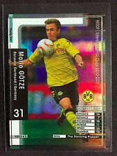 2010-11 Panini WCCF Young Star YGS3 Mario Gotze Refractor Rookie card