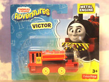 """FISHER-PRICE METAL THOMAS THE TANK ENGINE & FRIENDS ADVENTURES """"VICTOR"""" DXR84"""