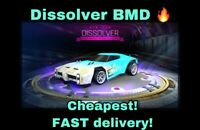 [Xbox] Dissolver Decal Rocket League Xbox One- FAST Delivery *Trusted Seller*