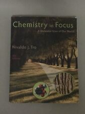 Chemistry in Focus : A Molecular View of Our World by Nivaldo J. Tro (2015, Pape