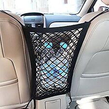 Universal Car Seat Storage Mesh/Organizer Cargo Net Hook Pouch Holder