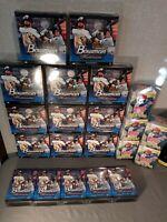 21 Box 2020 Bowman Platinum 11 Mega 5 Hanger +5 Topps Update Baseball PYT Break
