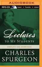 Lectures to My Students by Charles Spurgeon (2015, MP3 CD, Unabridged)