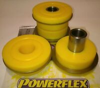 4x Powerflex PU Verstärkungseinsatz für Tonnenlager für BMW e60 e61 e63 e64