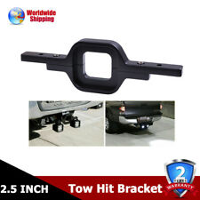 Tow Hitch Mount Bracket For Dual LED Work Light Backup Reverse Search Offroad