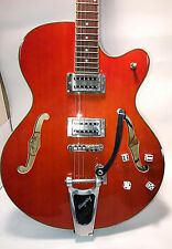 Gorgeous  Arbor Brian Setzer   style     Hollow Body  Electric Guitar Must See!