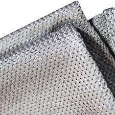 Breathable RF Shielding Anti Radiation Silver Fiber Conductive Stretch Fabric