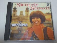 ALEXANDRA <  Stimme der Sehnsucht  > NM (CD)