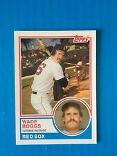 Wade Boggs 2006 Toppps Rookie Of The Week #23.   Reprint