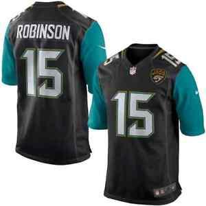 💯%GENUINE NFL Allen Robinson Jacksonville Jaguars Nike Game Jersey - Black 2XL