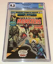 MARVEL PREMIERE #28 ~ 1st appearance LEGION of MONSTERS 1976 ~ CGC 9.2 beauty!