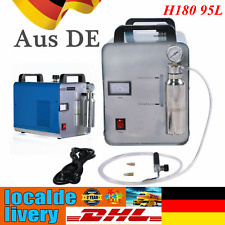H180 95L Sauerstoff Wasserstoff HHO Gasflamme Generator Polierend Maschine 400W