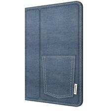 Jeans Folio Case/Cover for iPad mini & iPad mini 2 Retina NEW Denim Blue
