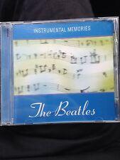Instrumental Memories: Tribute to the Beatles - CD, Like New, Aus Seller.