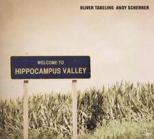 CD Hippocampus Valley Oliver Tabeling Andy Scherrer Digipack (K114)