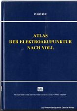 Atlas der Elektroakupunktur nach Voll v. Ivor Ruf 388136112X