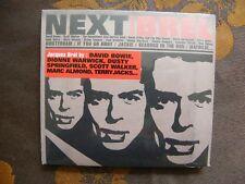 CD DIGIPACK VARIOUS - Next Brel / Barclay 980 995-0 (2004) NEUF Bowie , N.Simone