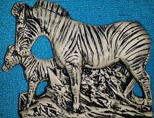 McCoy Pottery ZEBRA Planter **BEST One for Sale**  TOP 100 COLLECTOR'S PIECE!
