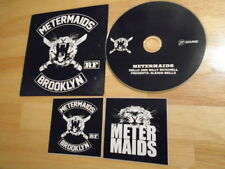 RARE OOP Metermaids CD Hello + bmpsb WHITE STRIPES Grizzly Bear DEAD WEATHER mix