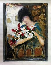 "JANET TREBY ""MUSE IV"" 