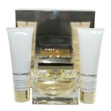 Dolce & Gabbana The One 3pc 2.5 oz/75ML Eau de Parfum Spray for Women NIB