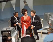 sammy davis show 1/7/66 liz elizabeth taylor richard burton By MILTON GREENE re1