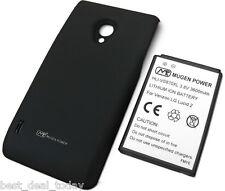 Mugen Power 3600mAh Extended Battery&Door For LG Lucid 2 II VS870 Verizon VS-870