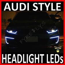 "WHITE 24"" LED SIDE SHINE HEADLIGHT STRIP LIGHTS DRL #B5"
