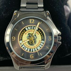 BLET railroad watch limited edition American Time