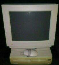 Vintage Apple Macintosh Performa 6360 PowerPC with Monitor, Keyboard and Mouse