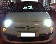 KIT FARI XENON AUTO H7 55w ADATTO PER FIAT 500 DAL 2007  + FILTRI + ADATTATORI