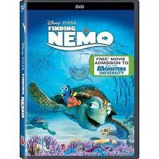 Finding Nemo 0786936826302 DVD Region 1 P H