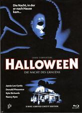 Halloween , limited Mediabook , only 66 worldwide , 100% uncut , John Carpenter