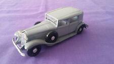 Véhicule Miniature Renault Reinastella Type RM2 1934 Solido 1/43 En TBE