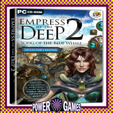 Empress of the Deep 2 Collector's Edition (PC) Brand New