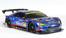 Tamiya 51575 1/10 RC Car R&D Sport Subaru BRZ GT300 '14 190mm Body Parts Set