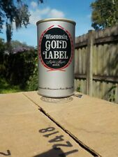 Wisconsin Gold Label Test ? Old Beer Can