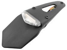 Placa Universal + Luz Stop + luz matrícula Homologado LEDS Malaguti XTM XSM