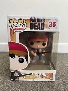 Funko POP Vinyl Glenn #35 The Walking Dead