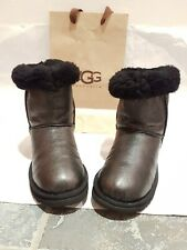Original /ugg uggs glitter Black boots size 3. Or eu 36. Very good condition.