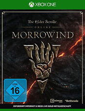 The Elder Scrolls Online: Morrowind (Microsoft Xbox One, 2017)