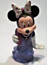 Spaarpot:Vintage Disney Minni Mouse   Piggy Bank  18 cm